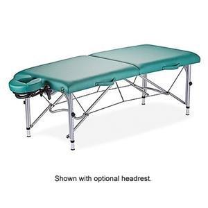 Earthlite Luna Portable Massage Table - Teal