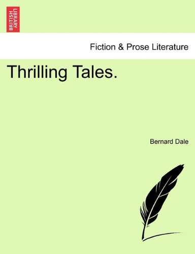 Thrilling Tales.