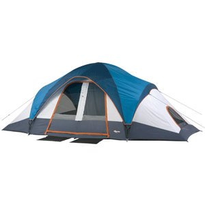 High Quality Mountain Trails Grand Pass Family Dome Tent New
