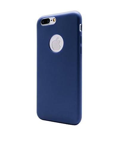 Unotec Funda Second Skin iPhone 7 Plus Azul