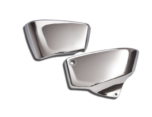 Show Chrome Accessories 53-116 Side Cover (Honda Shadow Chrome Side Covers compare prices)