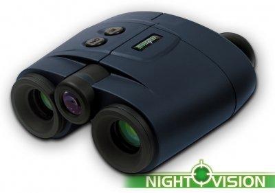 Night Owl Optics Nonb2Ff 2X Mag Night Vision Binoculars W/ Built In Infrared