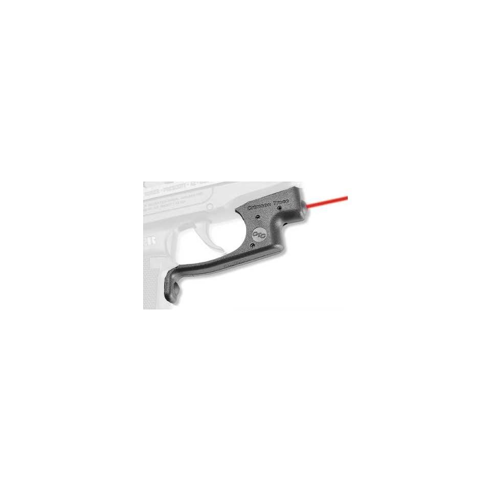 CTC Laserguard Laserguard Ruger LCP Black Front Activated Pocket