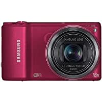 Samsung EC-WB250FFPAUS 14.2MP Smart Digital Camera with 18.0x Optical Image Stabilized Zoom with 3.0-Inch TFT LCD Screen from Samsung