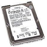 """Hitachi Travelstar 5K160 HTS541680J9AT00 80GB UDMA/100 5400RPM 8MB 2.5"""" IDE Hard Drive"""