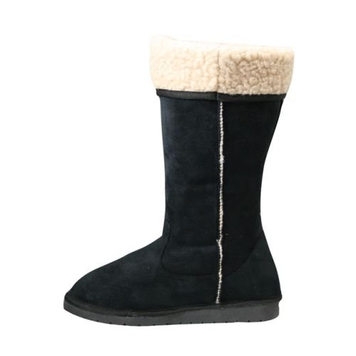 Sheepdawgs Microfiber Cuff Boot Womens 5