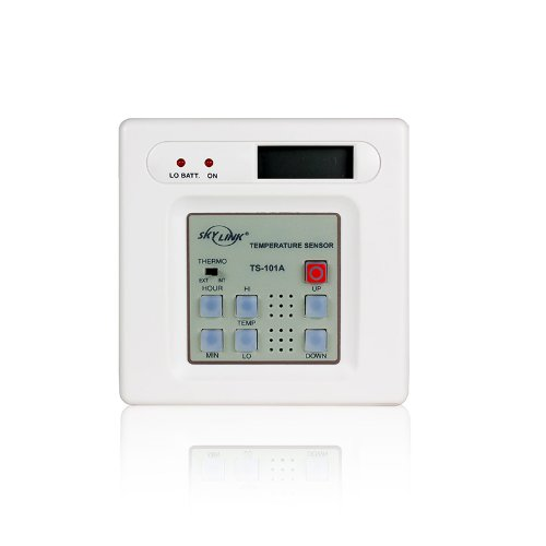 Skylink Ts-101W Wireless Temperature Sensor, White