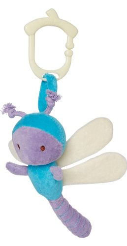My Natural Clip N Go Stroller Toy, Dragonfly front-79975