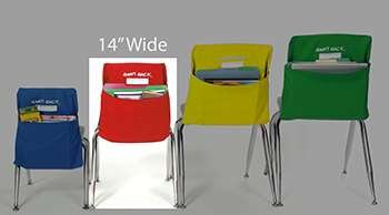 Seat Sack Standard 14 In Red By O2 Teach Llc / Seat Sack teach pro физика дистанционное обучение