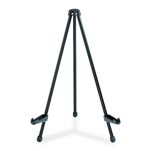 Quartet Tabletop Instant Easel, 14 Inches High, Steel, Black (28E) (Tabletop Easel Metal compare prices)