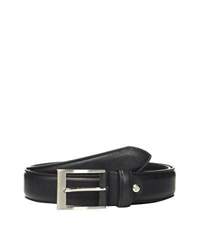 Ortiz & Reed Cinturón Piel Negro