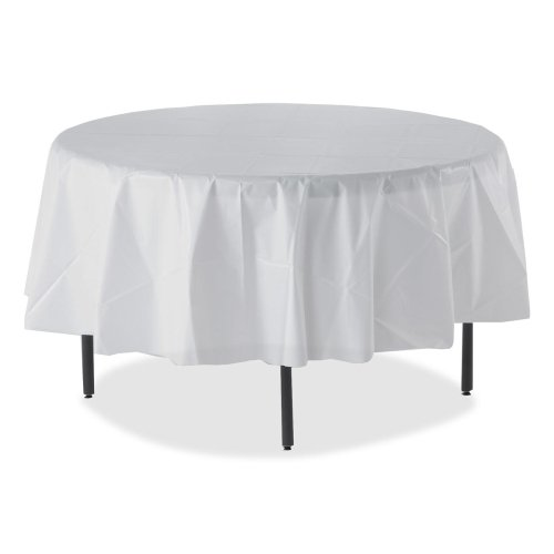 Tablemate Products Table Set Round Tablecloth (Set of 6)