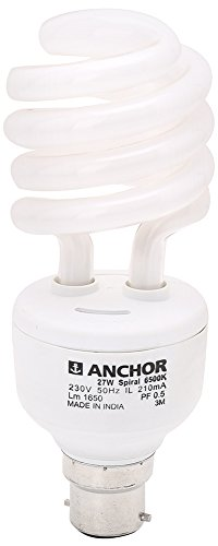 Anchor Spiral 27 W CFL Bulb Image