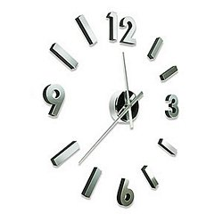 Self Design Wall Clock Modern Contemporary Abstract
