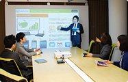 内田洋行 無線対応プレゼンテーション機器 wivia2