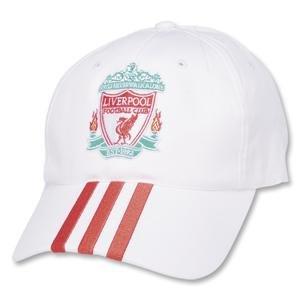 Liverpool 3 Stripe Soccer Cap