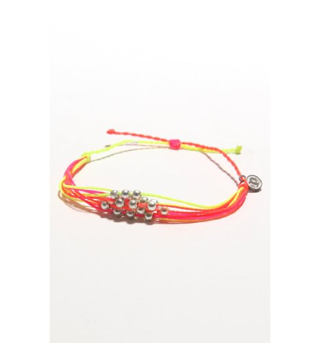 Pura Vida Womens The Platinum Collection Neon