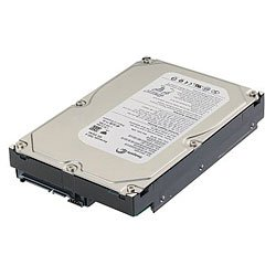 Seagate ST380815AS Barracuda 7200.10 80 GB Festplatte (8,89 cm (3,5 Zoll), SATA II, 7200rpm, intern)