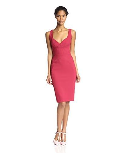 Zac Posen Women's Sweetheart Neckline Tank Dress