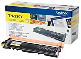 TONER, TN320, YELLOW, 1.5K, BROTHER TN320Y By BROTHER & Best Price Square