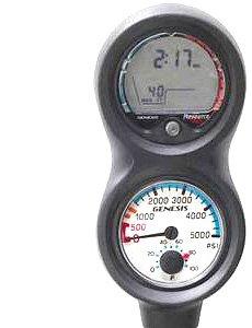 Genesis Resource Pro Scuba Diving Computer Dive Dive Authorized Dealer Full Warranty , Console with Compass ($349.99)