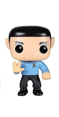 Funko POP Star Trek: Spock Action Figure from Funko