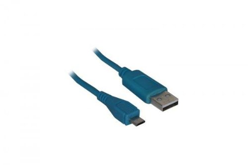 20 Dat micro-USB Kabel (blau) micro-USB Datenkabel (USB