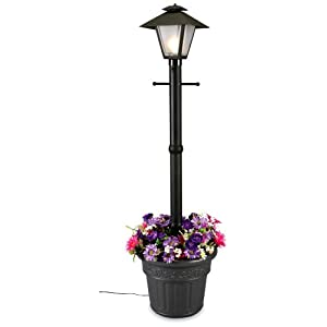 Click to buy Cape Cod 66000 Black Planter Lamp, 80-inch from Amazon!