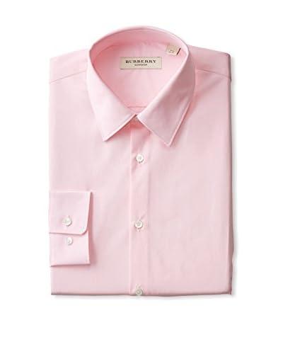 Burberry Men's Cotton Poplin Dress Shirt