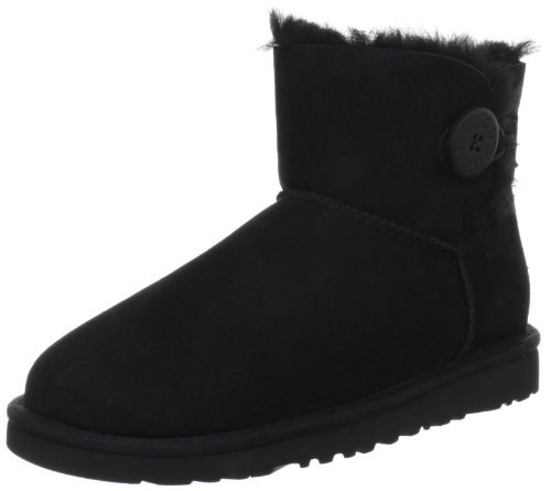 UGG Mini Bailey Button Boot Womens