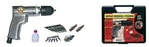 Mecafer 160189 Mallette perceuse visseuse/dévisseuse + Accessoires