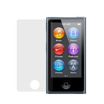 2 Films de protection écran haut transparence crystalisé pour iPod Nano 7G
