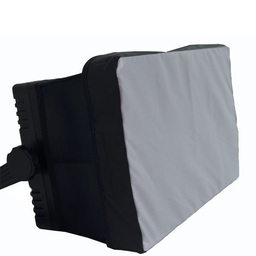 Iled Softbox Diffuser For 576 Light-Weight Dimmable Led Video Panel Lights