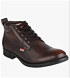 Lee Cooper Brown Casual Shoes B01MYFEWGD