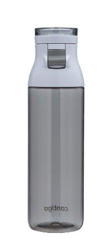 Contigo Jackson Water Bottle, 24-Ounce, Smoke