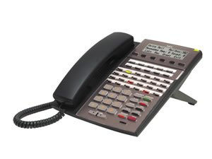 NEC NEC-1090021 Single Handset 6-Line Landline Telephone