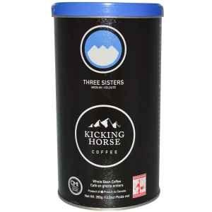 Kicking Horse Whole Bean Coffee Three Sisters -- 12.3 oz