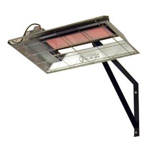 Heatstar by enerco f125545 radiant overhead garage heater for Infrared garage heaters