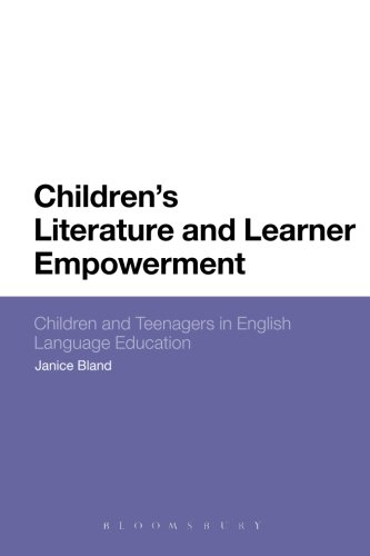 Children's Literature and Learner Empowerment: Children and Teenagers in English Language Education