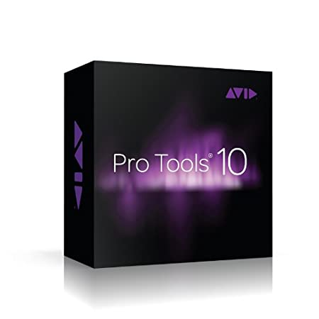 Pro Tools 10- Professional audio recording and music creation software