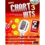 Super Chart Hits 3 mit Karaoke-CD: Die angesagtesten Songs aus den Charts