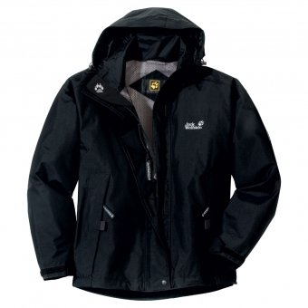Jack Wolfskin HIGHLAND WOMEN black