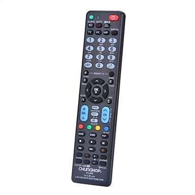 Commoon Ships In 24 Hours Universal E-L905 Remote Controller For Lg Lcd Hd 3D (Black)