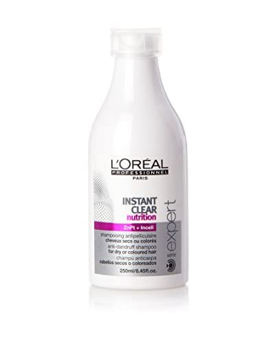 L'Oreal Expert Champú Anti Caspa Instant Clear Nutrition 250 ml