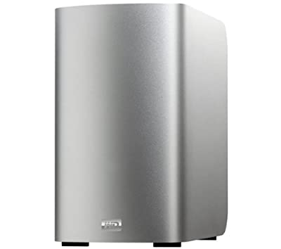 My Book Thunderbolt Duo external hard drive for Mac - 4 TB, silver by WESTERN DIGITAL