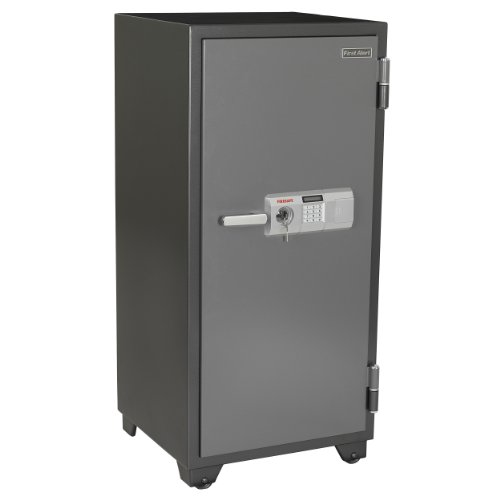 Details for First Alert 2702DF 2 Hour Steel Fire Safe with Digital Lock, 5.91 Cubic Foot, Gray