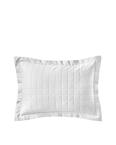 Belle Epoque Sensation Sham, White, King
