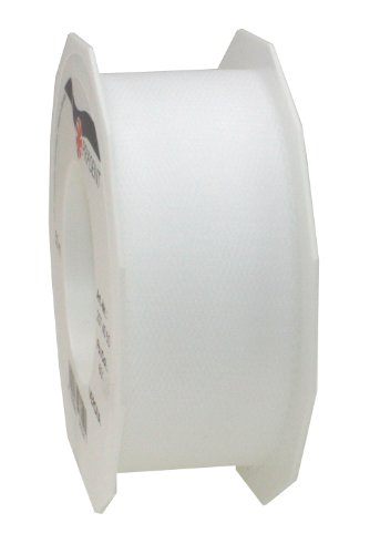 CE-Pattberg-Prsent-Verona-Rollo-de-lazo-tul-40-mm-x-50-m-color-blanco