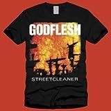 Godflesh Streetcleaner T-shirt - Large