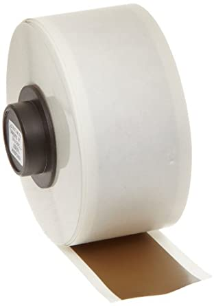"""Brady HandiMark Tape  B- 595 Indoor/Outdoor Vinyl Film GLD 1.0"""" X 50'  1/Roll"""